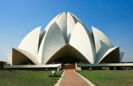 The-Lotus-Temple-Delhi